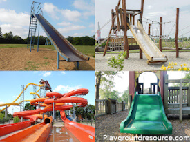 What Are Playground Slides Made of – Materials Explained