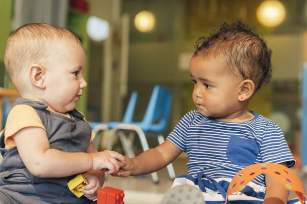 Playdate ideas for babies